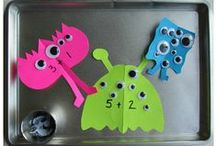 Math is Fun ! / Fun and creative math activities for kids.