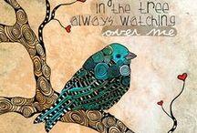Zentangle Inspired Art / by studio Renee Zarate