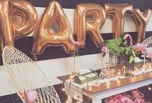 Party Planning Tips & Ideas / Holiday Ideas!