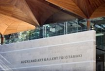 Gallery Visits- New Zealand / Auckland Art Gallery (10/12)