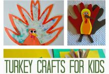 DIY Thanksgiving / Thanksgiving crafts for kids, Thanksgiving food for families, Thanksgiving decor for the home. Everything DIY for Thanksgiving.