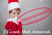 #InappropriateElf