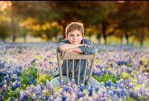 Spring Bluebonnet Photography / Texas Spring Bluebonnet Photography Ideas and Inspiration