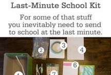 Back to School / by Jill Krause | BabyRabies.com