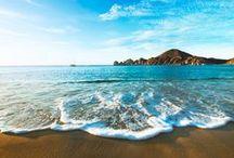 Cabo's Beaches / One of the main attractions of Cabo are its beaches, check them out and let's have fun! | Una de las principales atracciones de Los Cabos son sus playas, conoce las cualidades de cada una y ¡diviértete a lo grande! / by Los Cabos Tourism