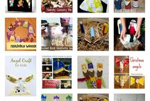 Christmas With Little Kids / Everything Christmas when you have little kids. There are Christmas crafts, Christmas treats, Christmas gift ideas, Christmas food, Christmas decorations... everything you need. Some pins are affiliate links.