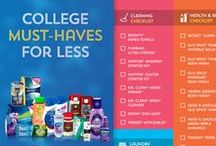SheSpeaks #CollegeMusts at Walmart / Don't forget to hit up the nearest Walmart to stock up on all your back to college essentials, and use the Walmart Back to College checklist so you don't forget anything– check it out at www.WalmartBackToCollege.com.  Walmart's prices are perfect for a college budget!