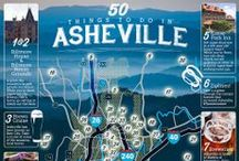 Land of the Sky / All about Asheville NC aka Paris of the South aka Santa Fe of the East