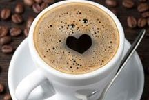 Coffee / by Amanda Weiss