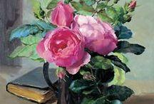 Fleurs et Art des fleurs