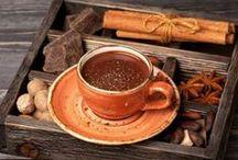 Cup of Coffee - Chocolate or Tea
