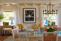Our Beach House / Inspiration for the oceanfront home we hope to have someday....  / by Dawn Tofte