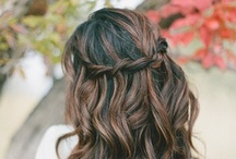 Ladies Hair Inspiration / Beautiful and inspiring hair ideas, tips, cuts and styles.