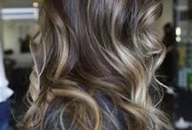 Hair and Nails I covet / Styles I love / by Amanda LeRoy