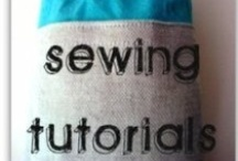 Sewing / by Allison Ghorley