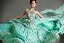 Gowns for Girly Girls / Gowns and dresses of romance and beauty. / by Happineff
