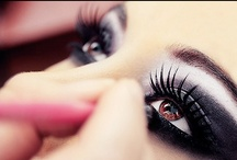 Glam-licious / The most dramatic eye make-up I can find. / by Happineff