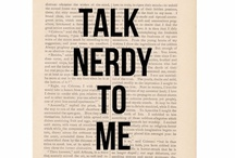 The Geek Shall Inherit... / All things geeky and nerdy
