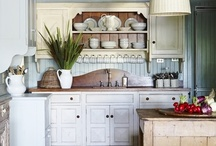 Kitchens / by Ginny Messina