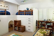 kids - rooms / by Kristie Li