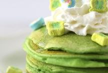St. Patrick's Day! / Celebrating the 'luck of the Irish' on St. Patrick's Day with these creative party ideas, tips, recipes and more.