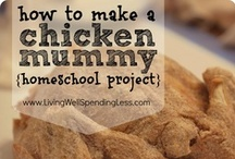 Homeschool Science / Science projects, experiments, things to build, create & cook.  Hey, it's homeschool....almost everything counts as science! / by Living Well Spending Less