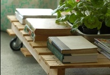 Pallet-able! / Ideas & inspiration for repurposing old pallets & pallet wood. / by Living Well Spending Less