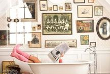 "Bathrooms / Bathrooms / by ""The Whimsical Lady"""