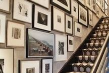 "Stairs and Hallways / Stairs and Hallways. Make sure you check my board ""Inspiring Home Decor"" as there are great ideas there too! / by ""The Whimsical Lady"""