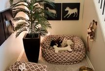 "Doggie Design / Home Decor for the dogs / by ""The Whimsical Lady"""