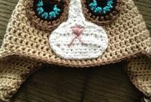 Crochet Ideas/Tutorials / by Paula Weber