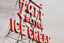 vintage & neon signage / by Chloe Allen