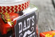 Father's Day / Showing dad some much needed love and respect through these great Father's Day celebration ideas!