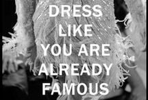 Famous Fashion Quotes / Famous fashion quotes by famous fashion people