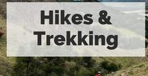Hikes & Trekking Travel / Travel guides to the best hiking around the world. Get inspired to travel the world in search of epic treks, national park trails and wilderness.