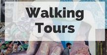 Walking Tours & Urban Walks / Travel to the best city destinations in the world and take a walk. Urban walks are a great way to visit a city slowly and at ground level. Visit these great urban walking tours and walking itineraries.