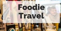 Foodie Travel / Get inspired to eat with this global guide to gastronomy. Travel to the world's greatest food destinations. Find restaurants, food trucks, artisanal foods, markets, wines, cocktails and world cuisines