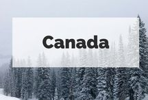 Canada Travel / Visit great destinations in Canada. Travel to the Yukon, Ontario, Toronto, Vancouver, Montreal, Quebec, Newfoundland, Calgary, Banff and more