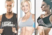 Fitness Programs for Women / Complete Fitness Programs including diet, exercise and supplement plans