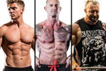 Fitness Programs for Men / Complete Fitness Programs including diet, exercise and supplements