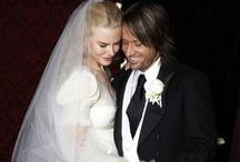 Celebrity weddings / Since a wedding won't happen in my lifetime, I watch the celebrities get married / by Deborah Corey