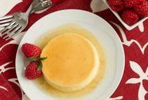 Baking - Creme Brulee, Flan, Trifles, Mousse, Cheesecake