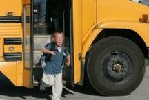Back To School / Get your kids ready to head back to school with these tips and tricks. Lunchbox ideas, after-school snack recipes and books about going back-to-school. Strategies for school refusal, transitions and after school meltdowns. Questions to get your kids talking about their day at school.