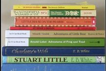 Kids & Great Books / Introduce your kids to these fantastic books! Book suggestions for pre-readers, beginning readers and chapter books. Topics ranging from anxiety, self-esteem, anger, perfectionism, making friends, problem solving, confidence as well as classic stories with an encouraging message.