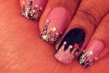 Nails I love!!!!! / by Dawn Carroll