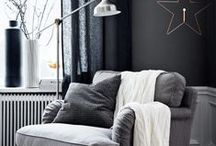 Colour Spotlight: Grey / Add this chic shade into your home and you will be able to adapt it to any personality as you'll find with our inspiring Grey board.