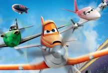 Kids: Planes / We're celebrating the launch of Disney Planes out today! One we'll be checking out this weekend....with the kids of course! :0) / by Graham & Brown