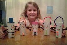 Kayla's crafts / by Lisa Kalinowski