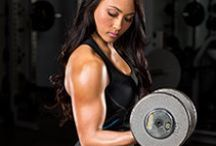 Arm Workouts / A variety of exercises that primarily target your biceps and triceps.