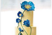 Wedding Spring / Wedding Cakes for the Spring Season / by Satin Ice